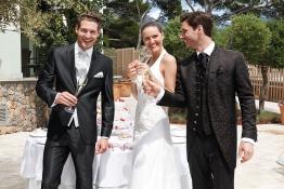 Hochzeitsanzug Longsakkos