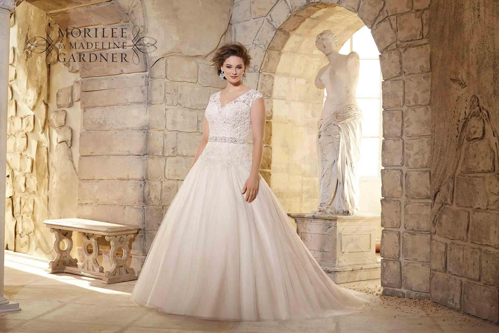 Brautkleid in große größen
