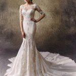 Brautkleid lindy mit schleppe von Enzoani