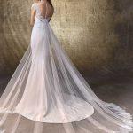 Brautkleid logan mit schleppe von Enzoani
