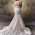 Brautkleid lotus rücken von Enzoani