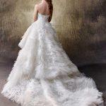 Brautkleid luanne rücken von Enzoani