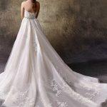Brautkleid luci rücken von Enzoani