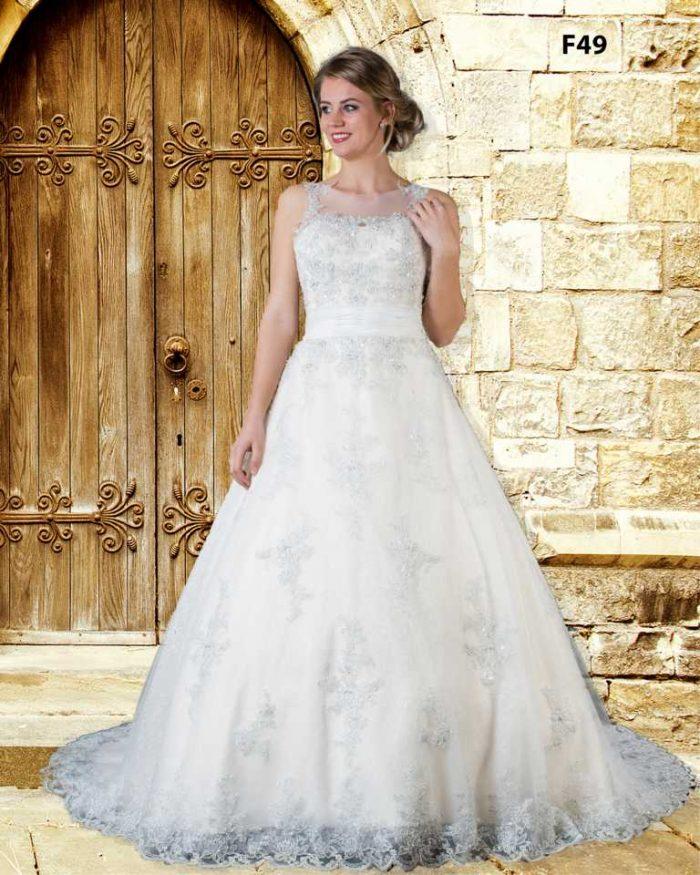 Bilder Seite Brautkleider von Allure Bridal bei AMAZING DRESS