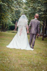 Hochzeit von Bettina und Christoph