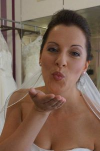Hochzeit von Christina