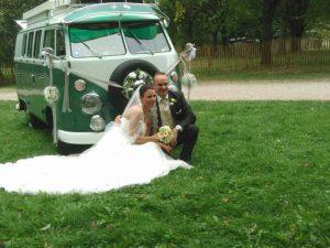 Hochzeit von Claudi und Andi