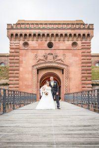 Hochzeit von Claudia