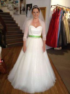 Hochzeit von Eileen