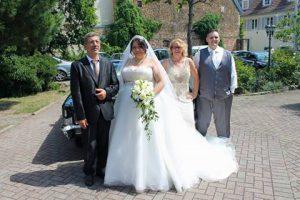 Hochzeit von Jasmin