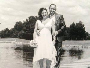 Hochzeit von Kristina