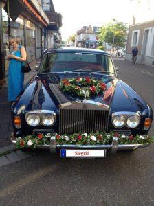 Hochzeit von Siegrid