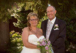 Hochzeit von Ulrike und Peter