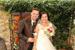 Hochzeitsfeier von Anna und Tim