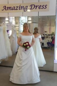 braut-simone bei amazing-dress