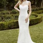 Brautkleid für die schlanke braut