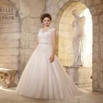 Brautkleid für die mollige xxl braut