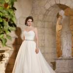 Brautkleid auf in xxl für mollige