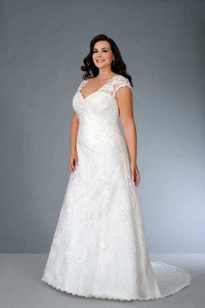 Viele Bilder von Brautkleider in große Größen, ohne Galerie Ansicht