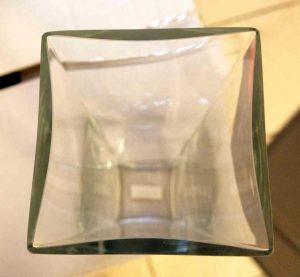 Schwere Glas Vasen miete-mich