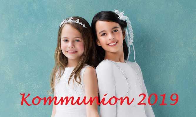 Kommunionkleid logo Seite Kommunion 2019