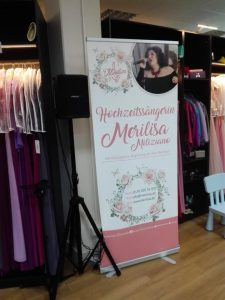 Messestand bei Amazing Dress