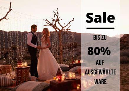 Bild Sonderangebot für Brautkleider